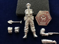 New Hope Design Toy Soldier Sergeant Royal Winnipeg Canada '44 Metal Figure 54mm