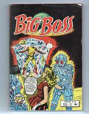 BIG BOSS n°42 - Arédit 1979. TB