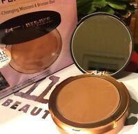 NWOB It Cosmetics Bye Bye Pores Bronzer In Beach NEW Full Sz .3 oz
