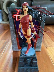 """Elektra - Marvel Daredevil Character (Bowen Designs 14"""")"""