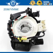 25567-EV06E New Spiral Cable Clock Spring Assy For Nissan Tiida 07-2012 I4-1.8L