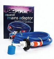 Genuine Aquaroll Mains Adaptor Kit - Caravan / Motorhome  F L HITCHMAN.