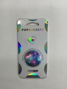 Pop Sockets Blue Nebula Phone Pop Grip NEW!