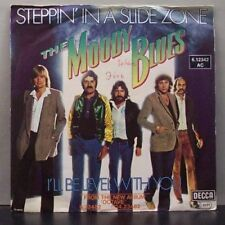 "(o) The Moody Blues - Steppin' In A Slide Zone (7"" Single)"