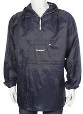 TIPICO unlined windbreaker jacket - size XL - shiny nylon - glanz