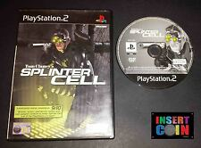 JUEGO TOM CLANCY´S SPLINTER CELL (PAL UK*) PLAYSTATION 2 PS2 PS3