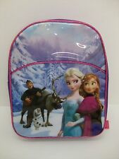 Disney Frozen Character Backpack