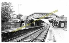 Cullercoats Railway Station Photo. Tynemouth - Whitley Bay. Newcastle Area. (1)