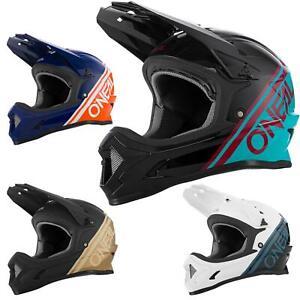 O'Neal Fullface Helm Split Sonus Mountainbike MTB Cross Fahrrad Downhill Enduro