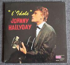 Johnny Hallyday, l'idole, CD pochette simple