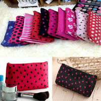 Fashion WOMEN CELLPHONE MAKEUP POUCH COSMETIC COIN BAG PURSE CASE