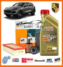 Filterset para Porsche Cayenne 92a 3.0 diesel 211//239//245//250//262 PS