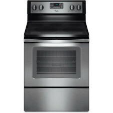 Whirlpool 4Kwfe7685Es Stainless Steel Electric Range 220 Volts Export Only