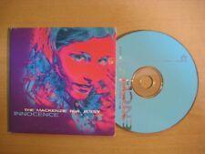 THE MACKENZIE ft JESSY Innocence 2-track CDS Card sleeve