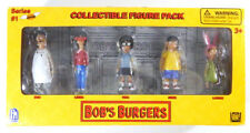 2015 Bob's Burgers 5-Piece Collectible Figure Series 1 Pack