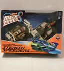 Lionel MEGA TRACK RC STEALTH SPEEDERS Vehicle Body Set New In Box