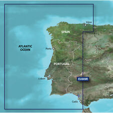 Garmin VEU009R - Portugal  and  NW Spain - SD Card model 010-C0767-00