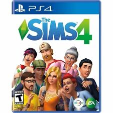 New & Sealed - The Sims 4 - Sony PlayStation 4 PS4 - Free Shipping EA