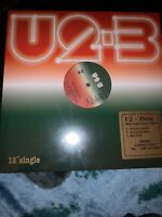 "U2 THREE U2-3 12"" EP VINYL ALBUM RSD 2019 BLACK FRIDAY RECORD STORE DAY RSD"