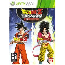 Dragon Ball Z: Budokai HD Collection (Microsoft Xbox 360, 2012)