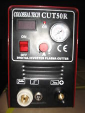 50AMP NEW Plasma Cutter 50AMP CUT50R Digital Inverter 220V Guide & 40 Consumable