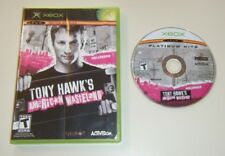 Tony Hawk's American Wasteland GAME & CASE for your original XBOX system GC
