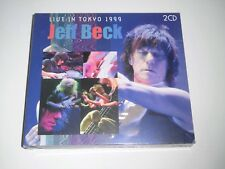 Jeff Beck - Live In Tokyo 1999 2CD NEW/STILL SEALED FREE S&H