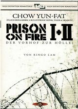 Prison on Fire I + II (2 DVDs) von Ringo Lam - Film Box - gebraucht