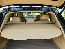 2011-18 CAYENNE Rear Cargo Retractable Trunk Cover Security OEM- Immaculate cond