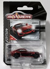 MERCEDES AMG GT 2017 MAJORETTE LIMITED EDITION TOYS R US EXCLUSIVE SERIES 2 RED