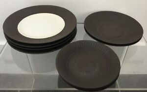 A set of Dansk Design tea plates plus others by Jens Quitsgaard, mid century