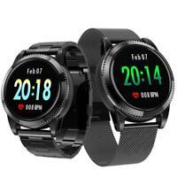 Smartwatch M11 Bluetooth Fitness Pulsuhr IP67 wasserdicht IPS Touch Display iOS