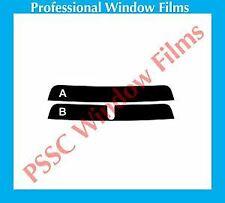 PSSC Pre Cut Sun Strip Car Window Films For Jaguar XJ Saloon 2003-2009