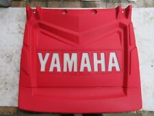 NEW Yamaha Snowmobile Red Snow Flap Phazer Apex Viper Attak Vector Warrior Rage