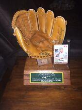 Reggie Jackson Glove-Oakland A's HOF
