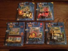Bob the Builder Take Along Lot of 5 - Scoop, Muck, Bob's Mobie, Ready Mix, Power