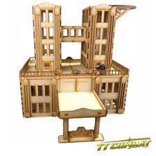 Ttcombat-Hospital-City scenics (28 - 30mm Scale)