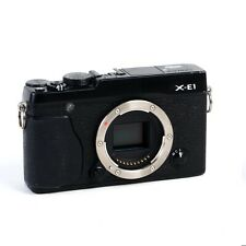 ^ Fujifilm XE-1 16.2mp Mirrorless Camera [BODY ONLY w/ Charger + Battery]