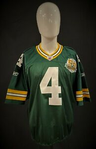 Brett Favre 2007 Green Bay PACKERS TEAM ISSUED Autographed Jersey