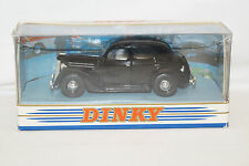 Dinky Collection dy-5 ford v8 piloto 1950 negros 1:43 Matchbox