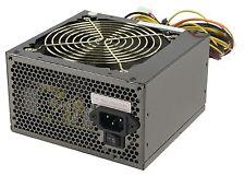 ALIMENTATORE SILENZIOSO 550W COMPUTER PC GIOCARE GAMING GIOCO POTENTE MODDING