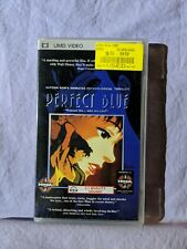 Perfect Blue UMD Movie for Sony PSP 2006 Manga