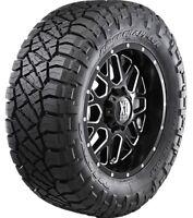 4 Nitto Ridge Grappler LT285/75R18 Tires 10 Ply E 129/126Q 285/75-18