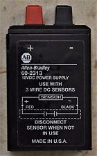 ALLEN BRADLEY 60-2313 POWER SUPPLY 18VDC BATTERY POWERED NEW CONDITION / NO BOX