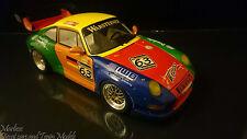 Rare Ut Models #39812 1:18 Porsche 911 Gt2 Krauss 63