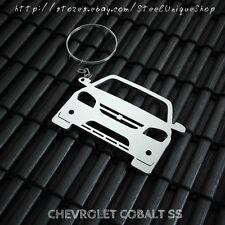 Chevrolet Cobalt SS Stainless Steel Keychain