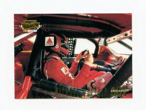 Michael Waltrip 1997 97 Fleer Ultra Inside Out Laser Die Cut Insert Card DC15