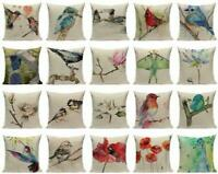"18""*18"" Kiwi Bird Printed Decorative Cushion Cover Pillow Pillowcases"