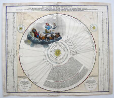 ATLAS COELESTIS VENUS DOPPELMAYR HOMANN CARTA CELESTE STAR CHART 1742 PLANETEN