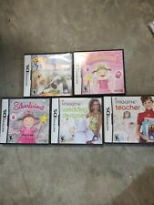 NINTENDO DS 5 GAMES